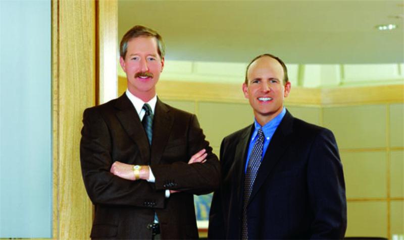 Steve Van Endel and Doug DeVos