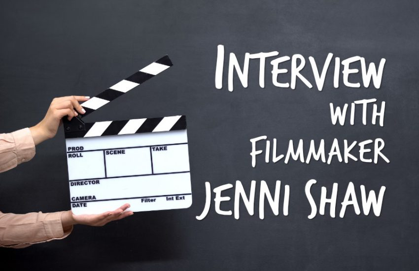 An interview with Jenni Shaw